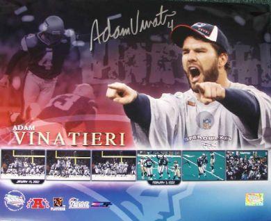 Adam-Vinatieri-Autographed-New-England-Patriots-16x20-Print