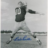 Babe Parilli Autographed Photo