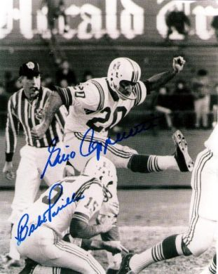 Babe-Parilli-Gino-Cappelletti-Autographed-Photo