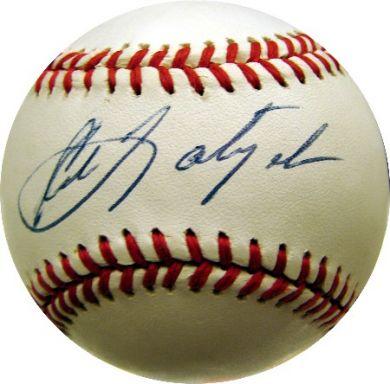 Carl Yastrzemski Autographed Boston Red Sox Baseball