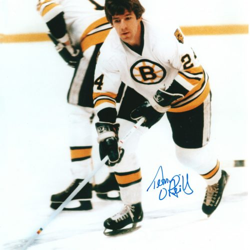 Terry O'Reilly Autographed 8x10 photo