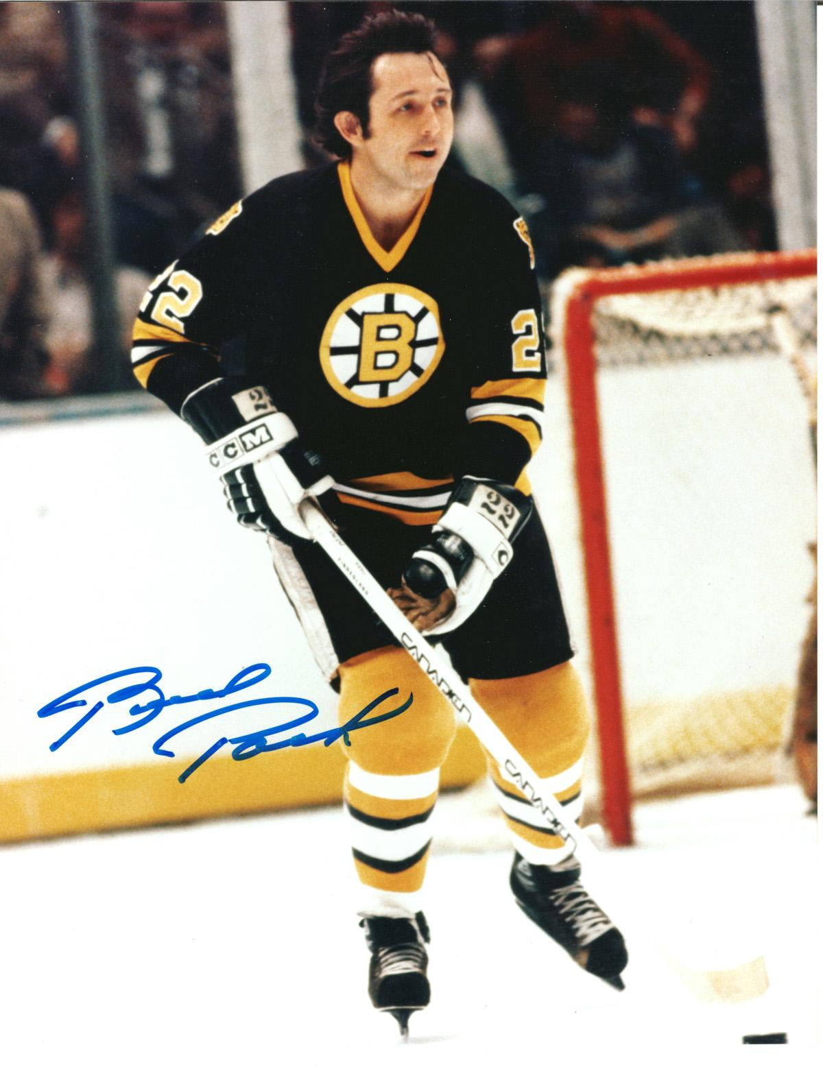 Brad Park Autographed 8x10