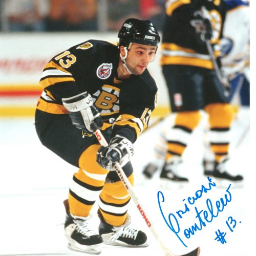 Grigori Panteleev autographed 8x10