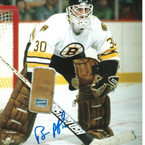 Bill Ranford autographed 8x10