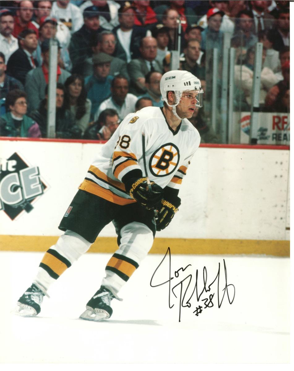 Jon Rohloff autographed 8x10