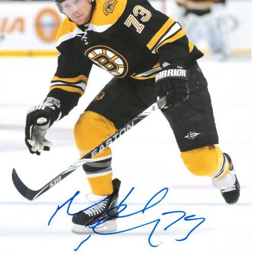 Michael Ryder autographed 8x10