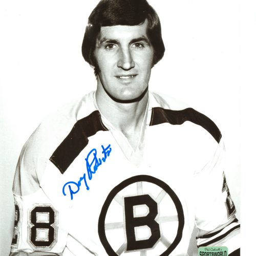 Doug Robert autographed 8x10
