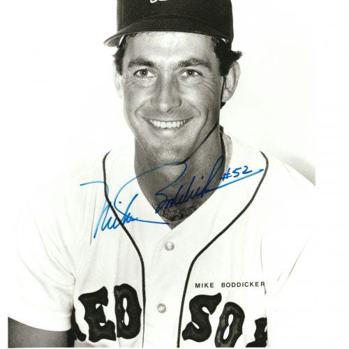 Mike Boddicker boston Red sox