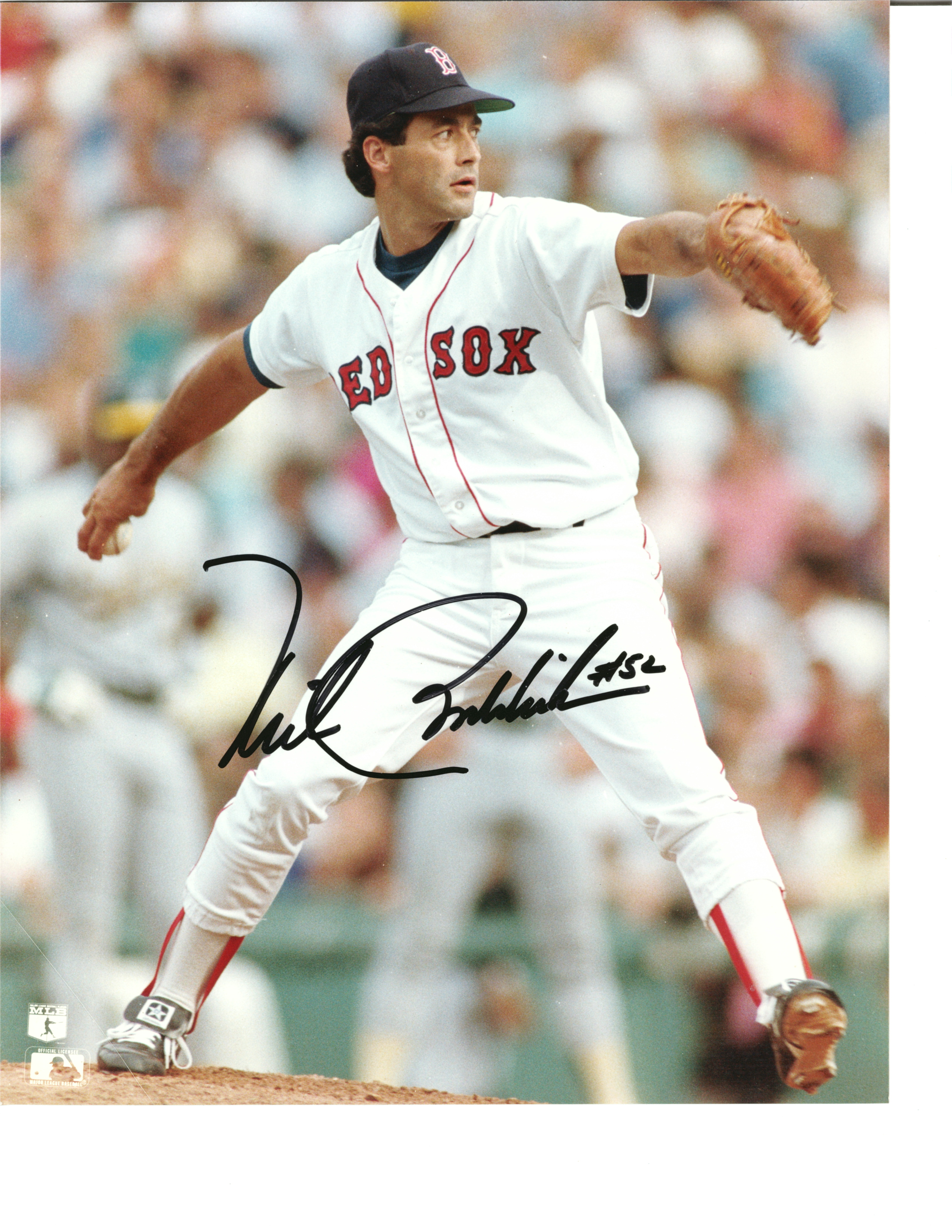 boston red sox mike boddicker