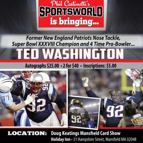 Ted Washington