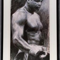 Muhammad Ali Lithograph