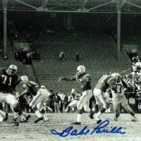 Babe-Parilli-Fenway-Park-Autographed-Boston-Patriots-8x10-Photo