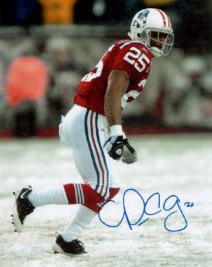 Patrick Chung Autographed 8x10 Photo New England Patriots