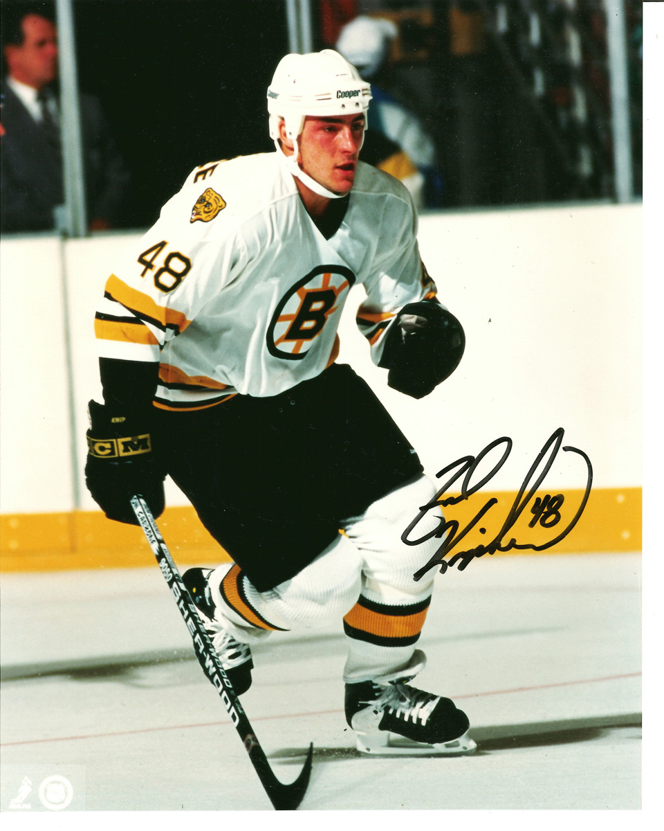 Fred Knipscheer autographed 8x10