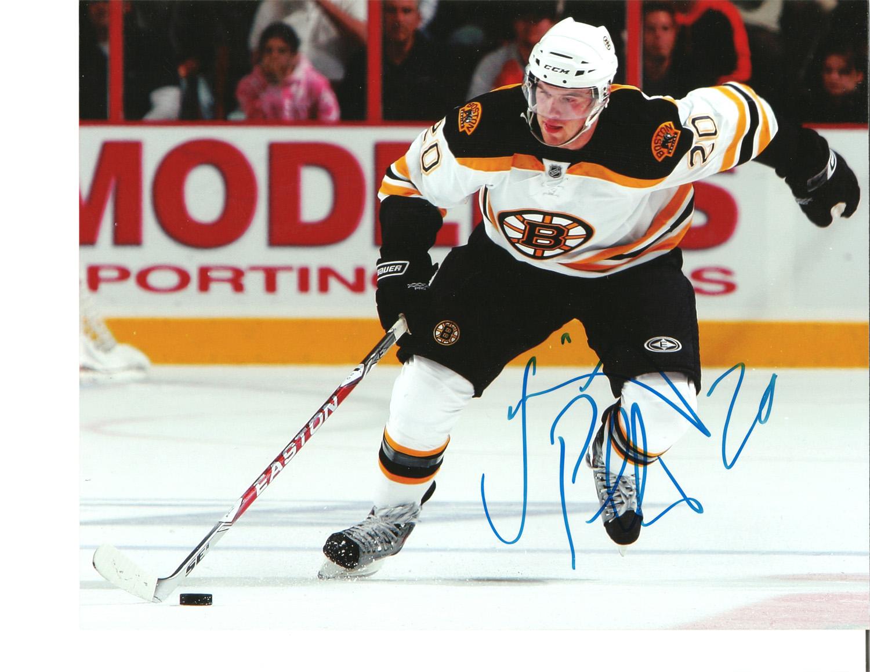 Daniel Paille autographed 8x10