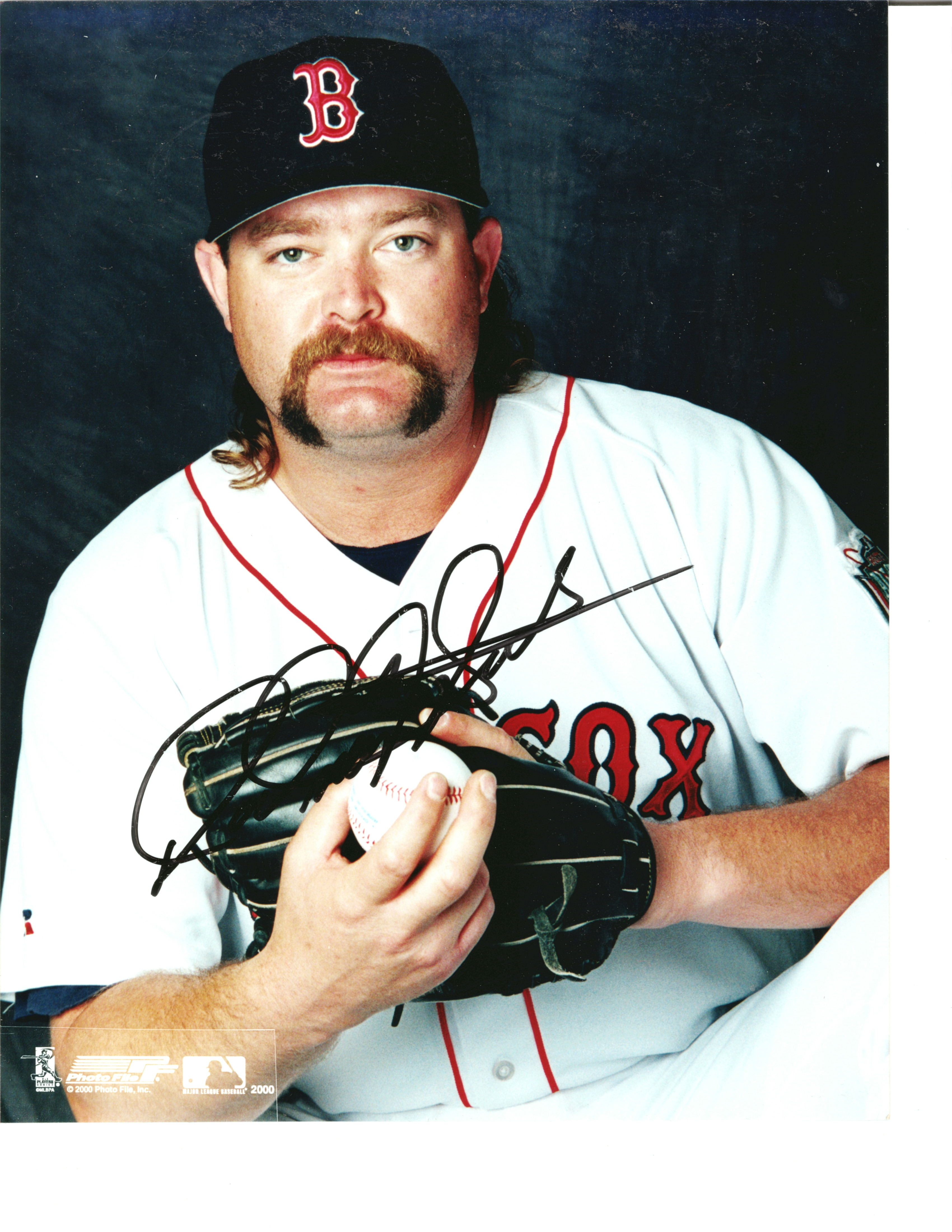 Boston Red Sox Rod beck