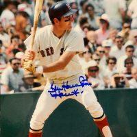 Autographed Baseball Photos